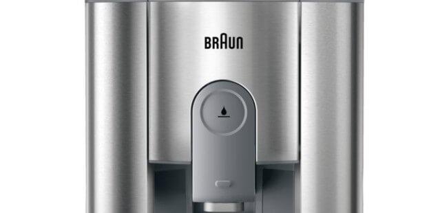 Braun J700 Entsafter