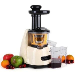 Klarstein Fruitpresso Slow Juicer Saftpresse