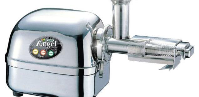 Klarstein Fruitpresso Slow Juicer Saftpresse Entsafter Test : Angel Juicer 7500 Test - Entsafter Test