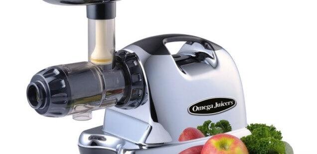 Omega Juicers 8226 Test Entsafter Test
