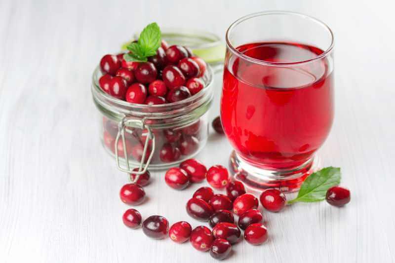 Cranberrry Saft