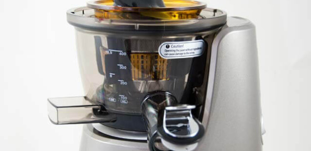 Slow Juicer Bosch Test : Kuvings Whole Slow Juicer C9500 Test und Erfahrungen - Entsafter Test