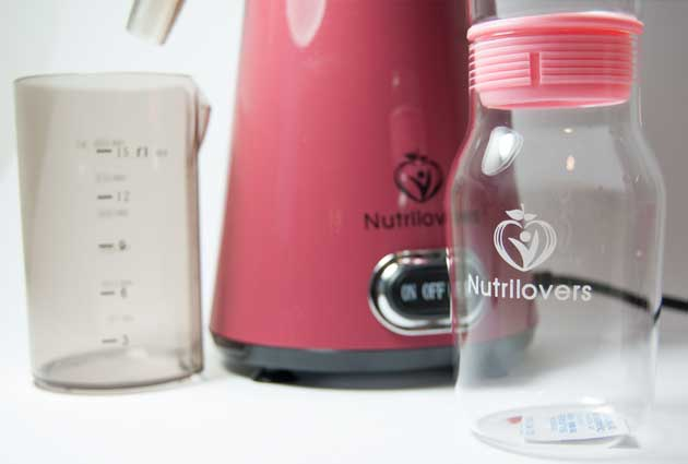 Nutrilovers Nutri Press Zubehör