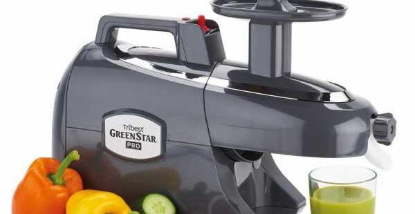 Greenstar Pro Saftpresse