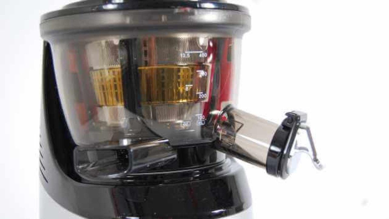 Omega Juicers MegaMouth Test und Erfahrungen Entsafter Test
