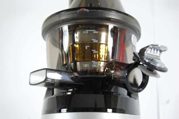 Omega Juicers MegaMouth saftauslassklappe