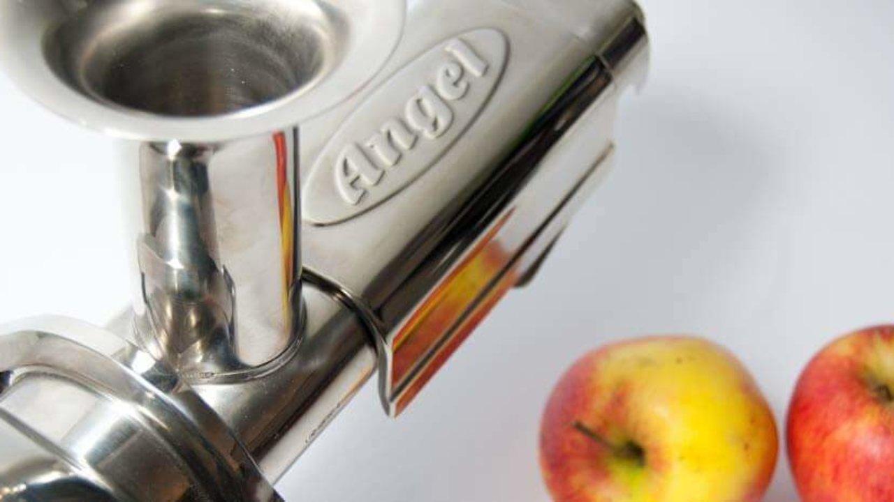 Slow Juicer – von allem mehr: Saft, Nährstoffe und Geschmack