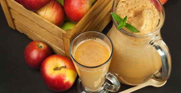 Äpfel entsaften