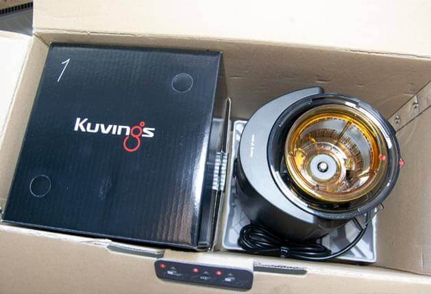 Kuvings EVO820 Lieferumfang