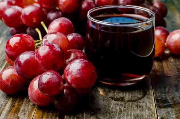 Weintraubensaft