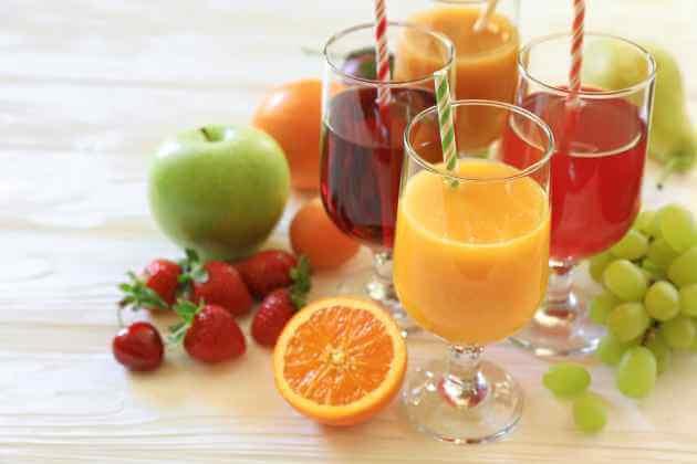 Gesunde Obst- und Gemüsesaftrezepte zur Gewichtsreduktion